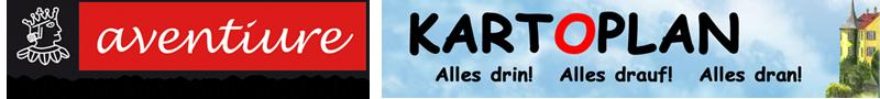 Logo Aventiure und Kartoplan